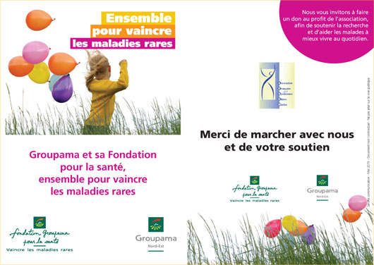 MARCHE SOLIDAIRE GROUPAMA